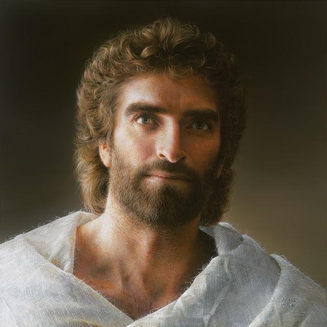 Το πρόσωπο του Ιησού