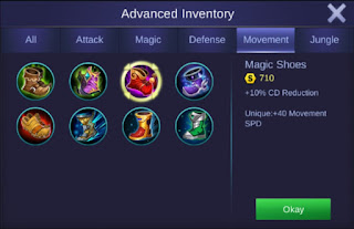 Build Item Terbaik Hero Gord - Mobile Legends