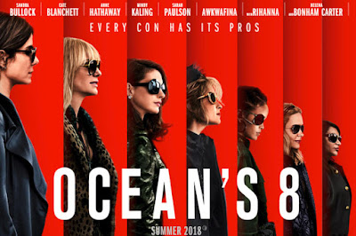 Ocean's Eight (2018) Full Movie [English-DD5.1] 720p BluRay ESubs Download | Watch Online | Gdrive