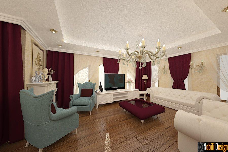Amenajari interioare decoratiuni design arhitect for Interioare case moderne