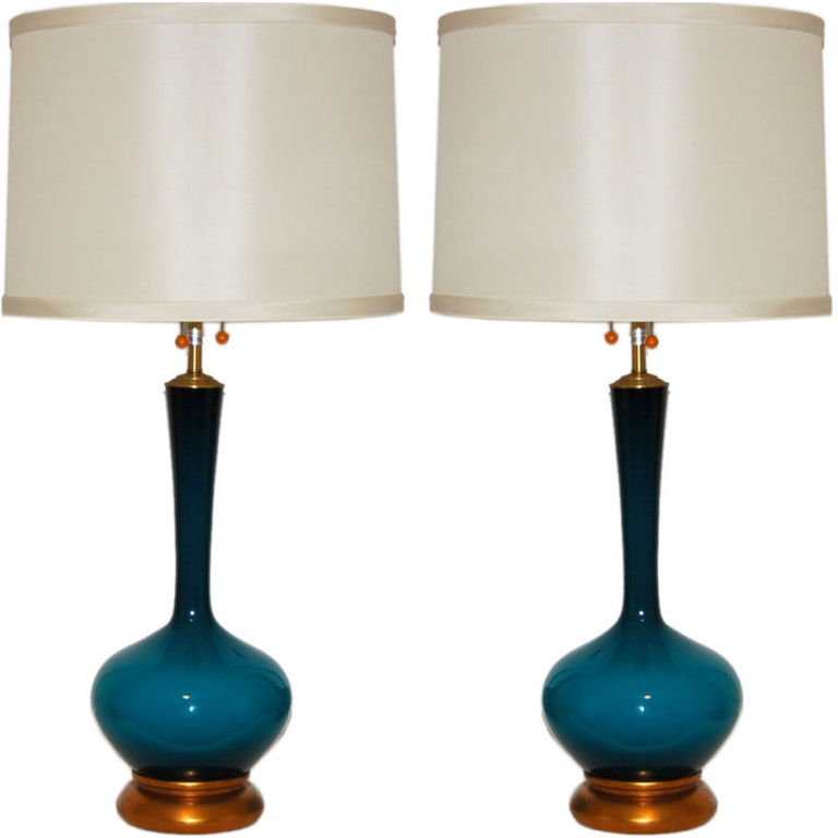 Lewis Trimble: Marbro Lamps