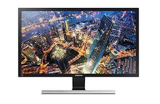 Samsung 28-Inch 4K LED-Lit Monitor