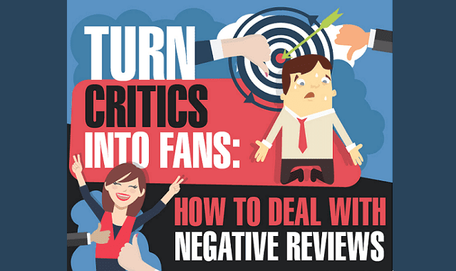 Turn Critics Into Fans: How To Deal With Negative Reviews