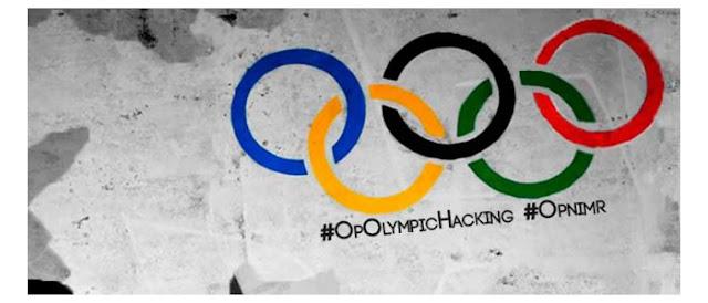Anonymous alega ter hackeado transmissões das Olimpíadas.