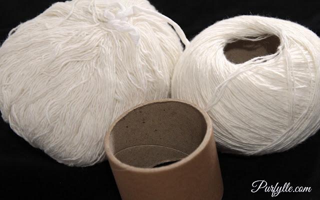 slubby yarn