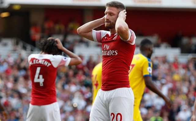 Star Wanted Injured As Arsenal Fans Tear Into Him on Twitter