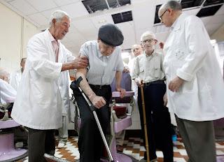Cuidado personalizado de enfermos y mayores