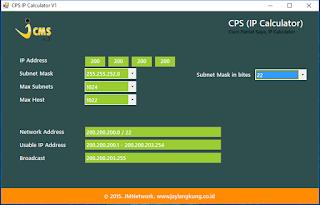 Begini Cara Cepat, Instant dan Mudah Menghitung Subnetting IP Address