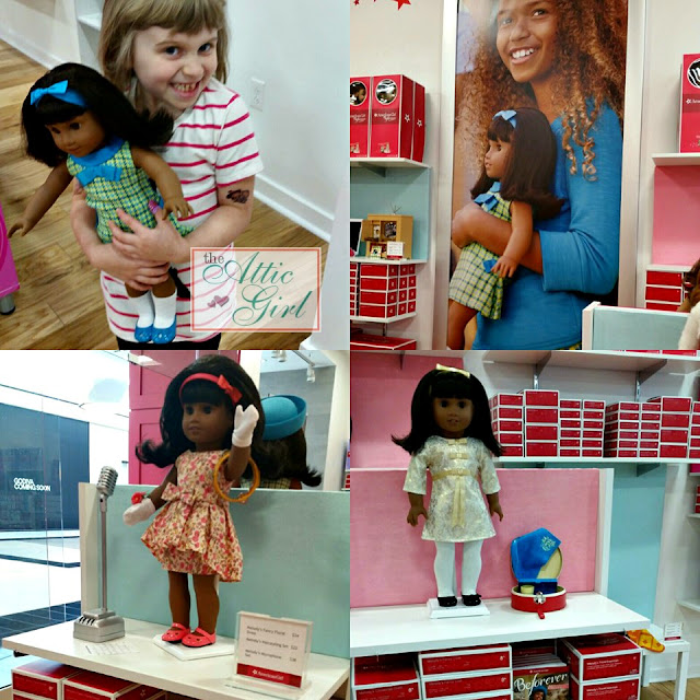 American Girl dolls, Melody, historical dolls