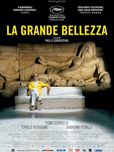 "The Great Beauty, ""La grande bellezza"", Movie Poster, Directed by Paolo Sorrentino"