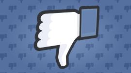 facebook donwlike