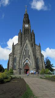 Canela Catedral de Pedra