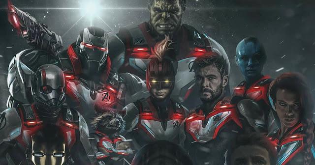 Untuk Apa Kostum Baru di Avengers Endgame?