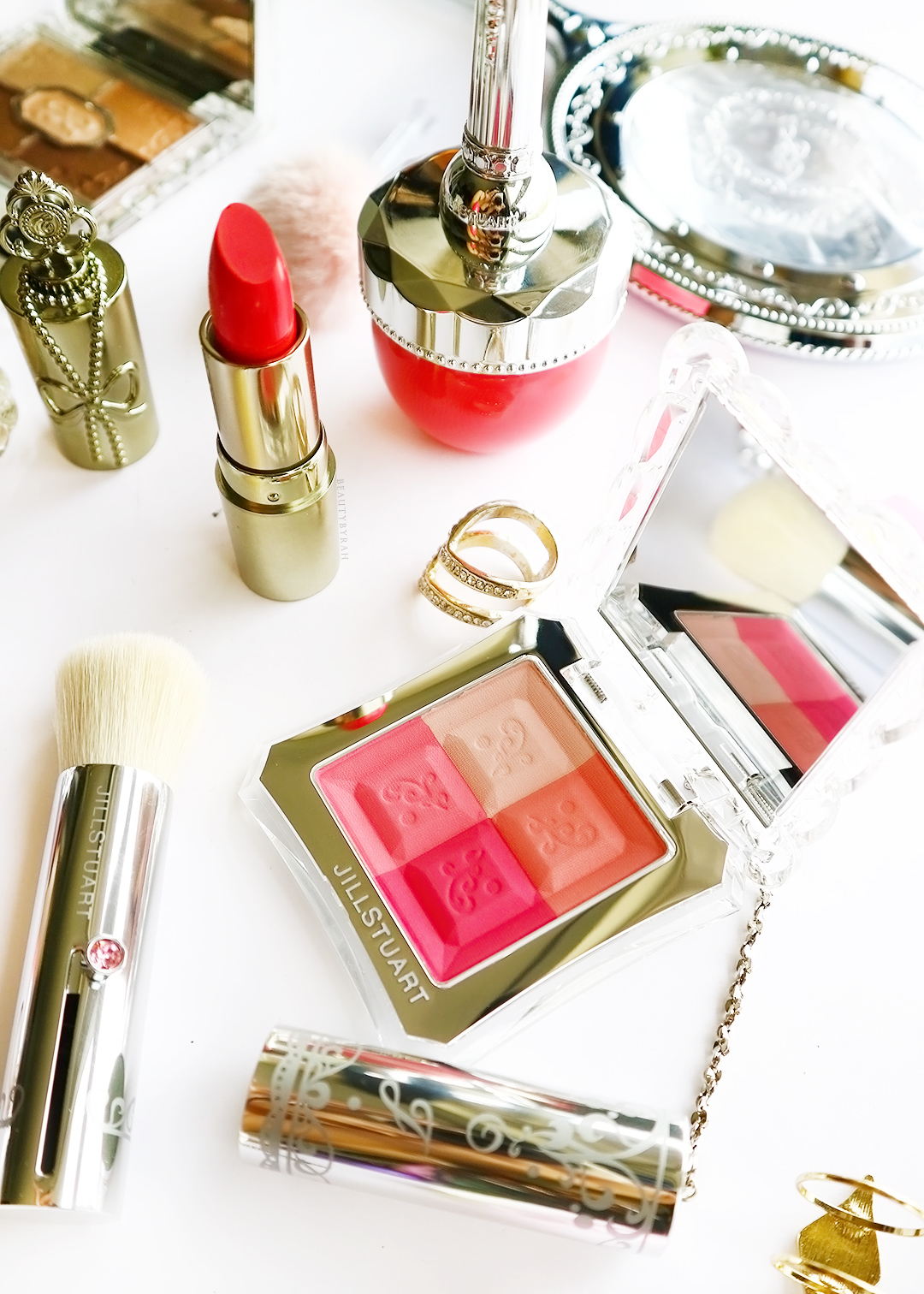 Jill Stuart Beauty Mix Blush Compact Singapore Review