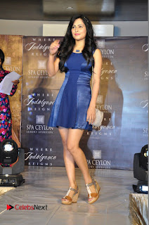 Disha Pandey Pictures at Spa Ceylon Luxury Ayurveda Curtain Raiser ~ Celebs Next