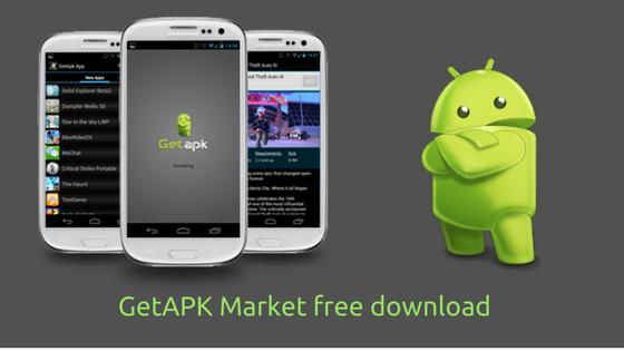 GetApk Market Apk v2.0.7 Download For Android