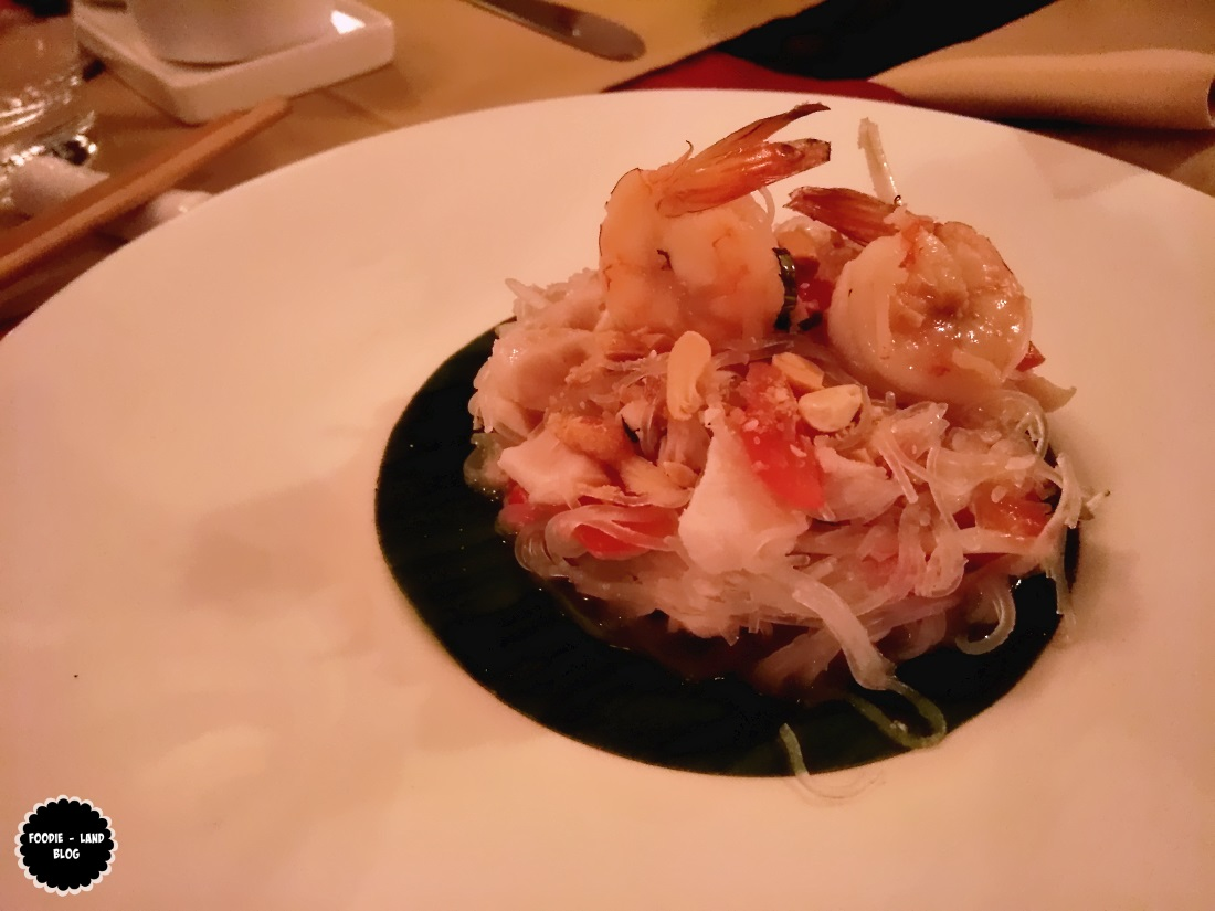 Thai seafood and rice vermicelli salad@ Hunan | Koramangala | Bangalore
