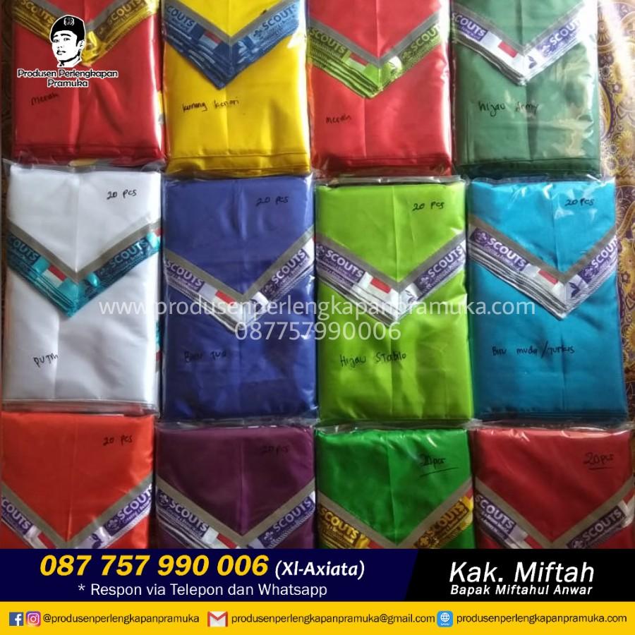 Grosir Scarf Pramuka Batik