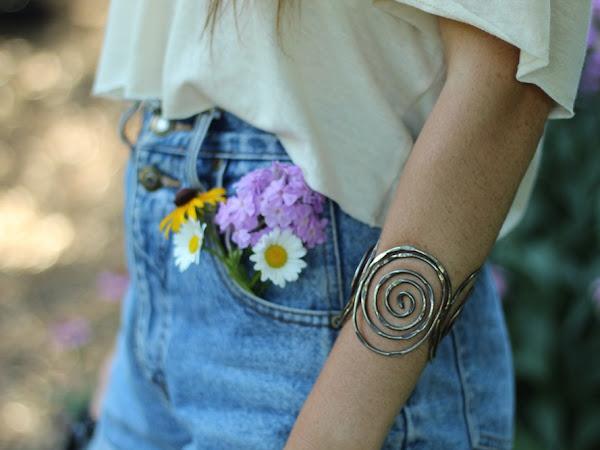 Affordable Springtime Bohemian Fashion