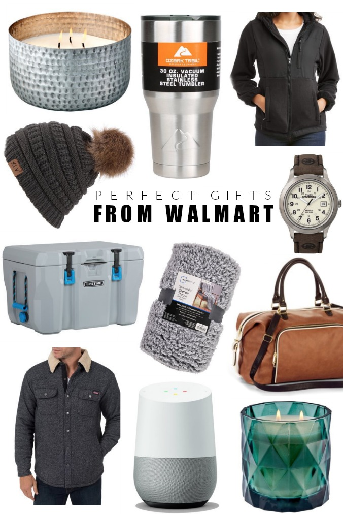 Perfect gifts from Walmart