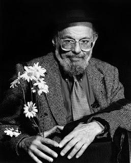 Allen Ginsberg - Sakyamuni saliendo en silencio de la montaña
