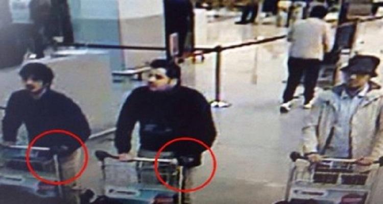 عاجل : انتحاريا بروكسل هما الشقيقان خالد وإبراهيم البكراوي
