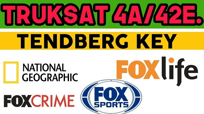 Fox Network Group Working Tendberg Key Logo SonyFiles 2019
