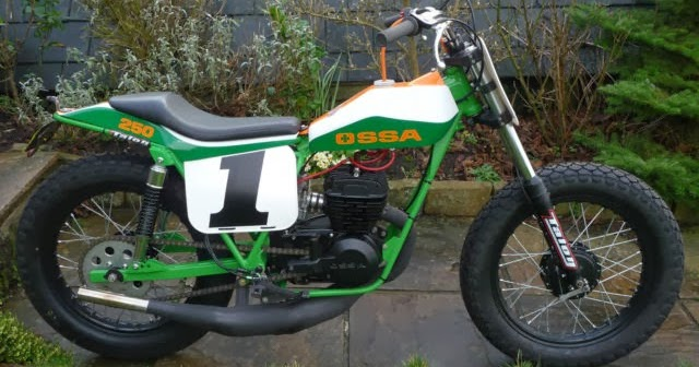 Sideblog Champion Ossa Street Legal For Sale In Uk