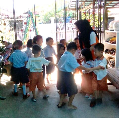 Layanan Pendidikan Anak Usia Dini Ramah Anak Berkebutuhan Khusus Abk Anak Paud Bermain Belajar