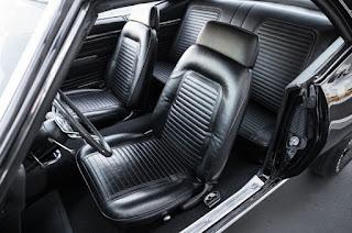 1969 Chevrolet Camaro COPO Clone Seats