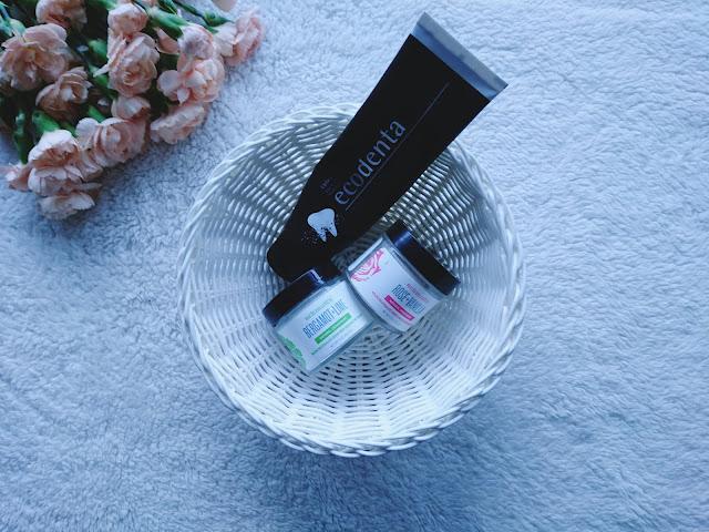 naturalny dezodorant, czarna pasta ecodenta