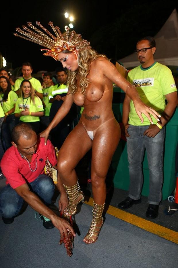 Карнавал проституток