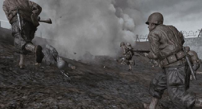 تحميل لعبة كول اوف ديوتي 2 Call of Duty للكمبيوتر برابط واحد