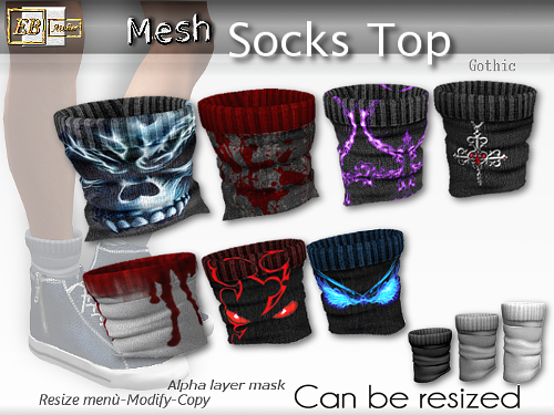 https://marketplace.secondlife.com/p/EB-Atelier-MeshSocks-Top-GOTHIC-Resize-Modify-italian-designer/9285203