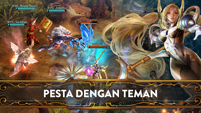 Tampilan Game Vainglory