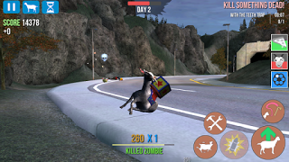 Goat Simulator: GoatZ screenshots Game play