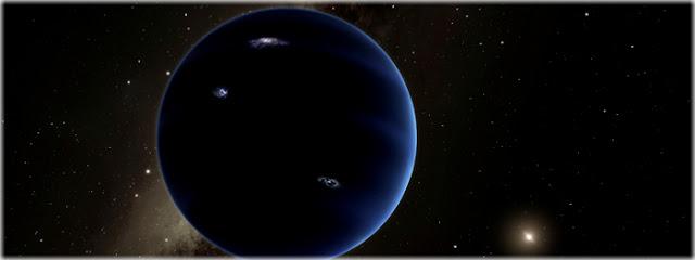 Planeta 9: quatro candidatos foram encontrados