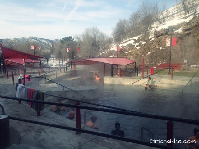 Lava Hot Springs, Idaho