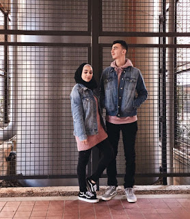 Foto prewedding casual jeans 2020