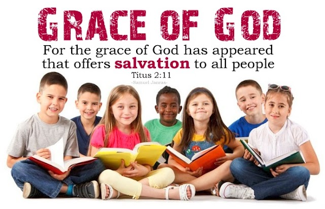 Grace of God | Salvation | Titus Bible Verse