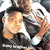 Kiss Daniel shows off look-alike kid brother on Instagram