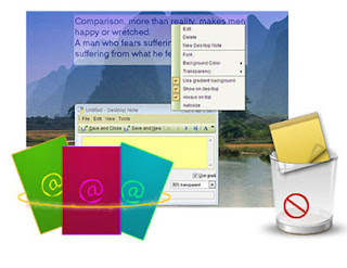 Efficient Sticky Notes Portable