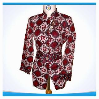 baju batik termurah