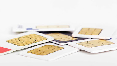 SIM cards in Iran