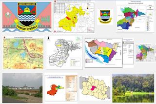 Daftar Nama 16 Kecamatan di Kabupaten Bandung Barat