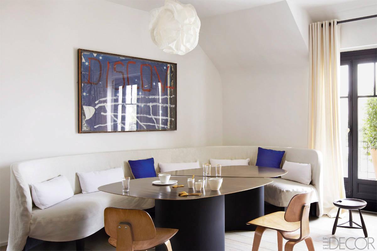 Canto Alem O Moderno Na Rea Gourmet Blog De Decora O Casa  -> Sala De Jantar Alema