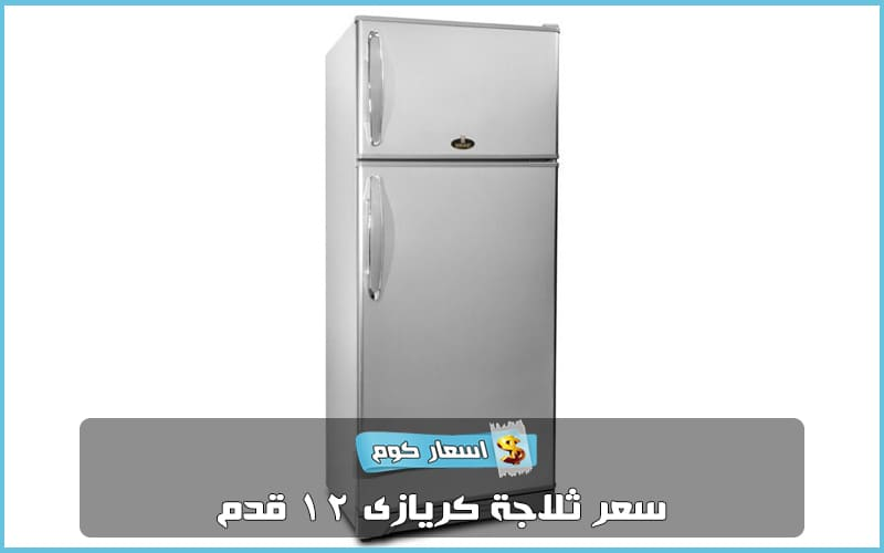 سعر ثلاجة كريازى 12 قدم 2019 في مصر