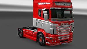 Scania RJL McCallister&Sons