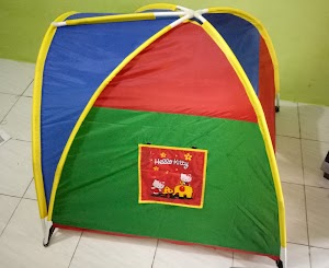 Harga Tenda Mainan Anak Murah Size 100, 120, 140, 160 , 200 CM