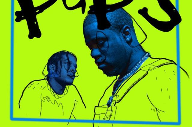 Listen: A$AP Ferg - Pup Featuring A$AP Rocky